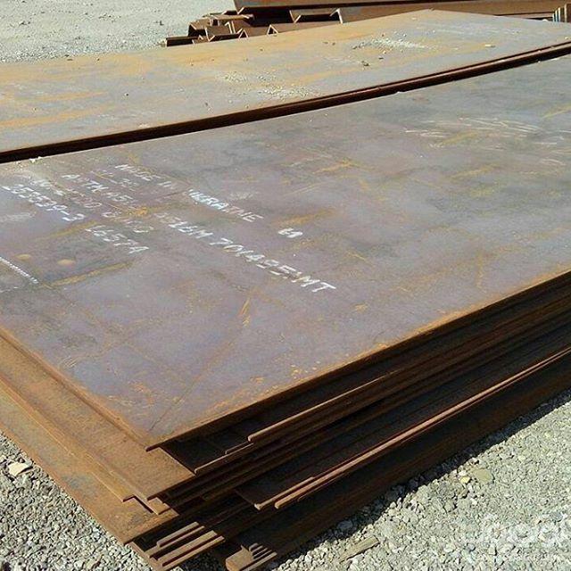 این ورق های فولادی دارای استحکام کششی بالا و درصد تطویل قابل قبولی هستند و عموما برای ساخت دیواره مخازن به صورت خم و عدسی به کار گرفته می شوند.