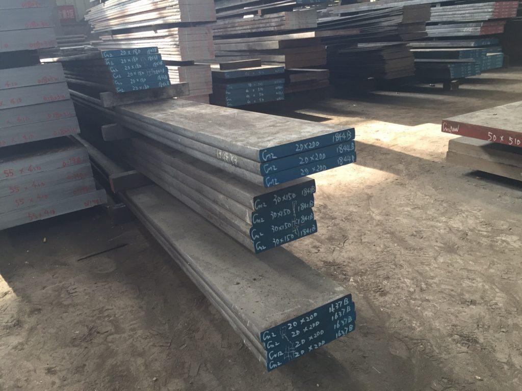 فولاد SpK یا Special K یکی از فولادهای ابزاری سردکار است.این فولادهای ابزاری با شماره استاندارهای ۱٫۲۰۸۰ و X2 10Cr12 هم نامگذاری شده است.